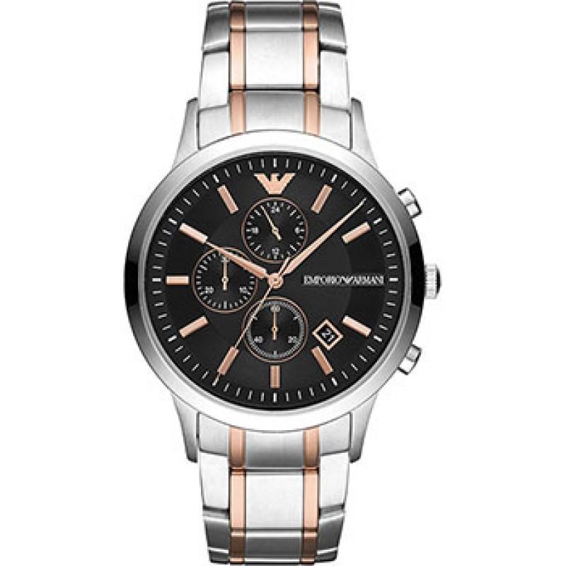 fashion наручные  мужские часы Emporio armani AR11165. Коллекция Sport