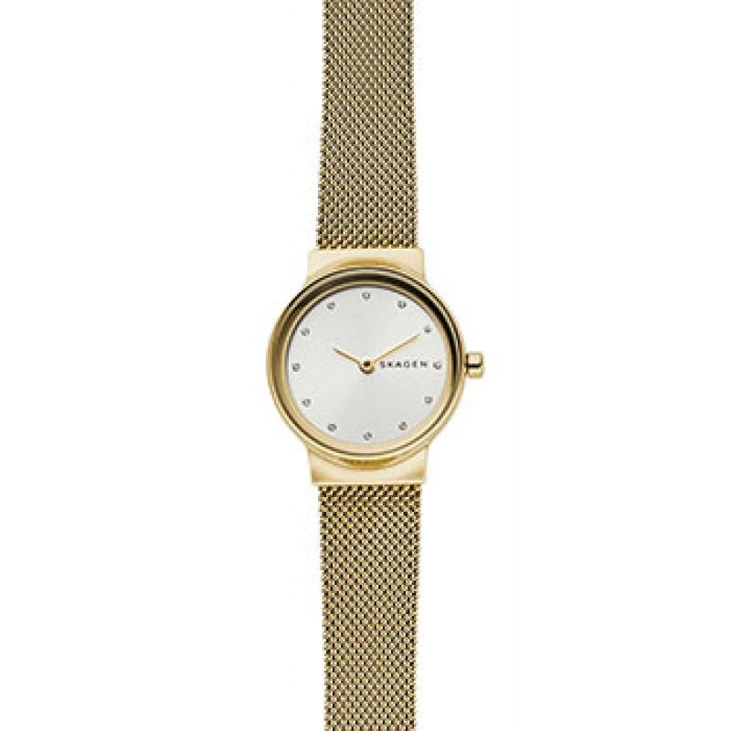 Швейцарские наручные  женские часы Skagen SKW2717. Коллекция Mesh