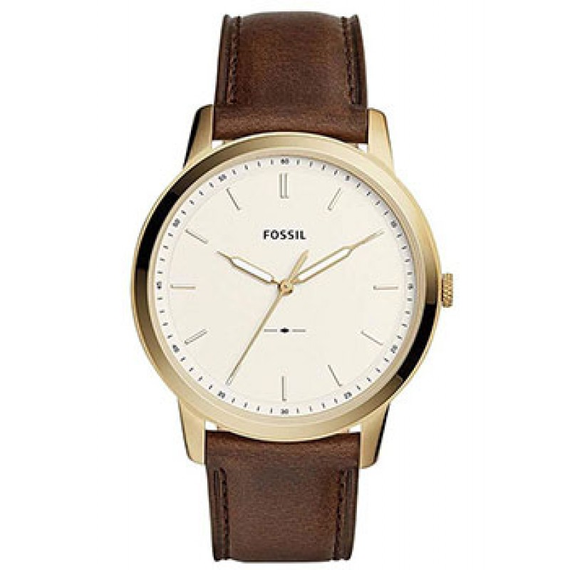 fashion наручные  мужские часы Fossil FS5397. Коллекция The Minimalist