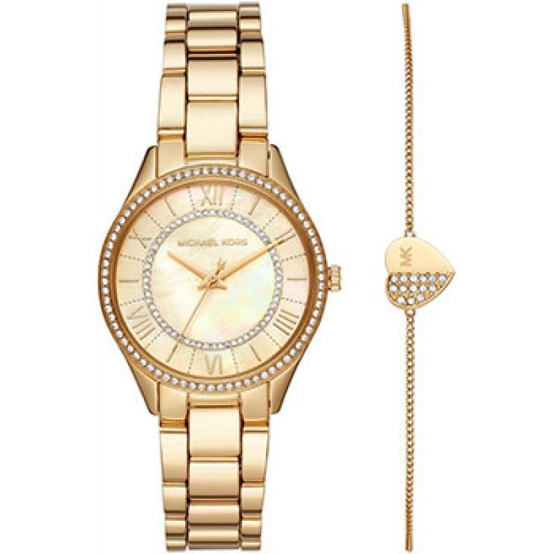 fashion наручные  женские часы Michael Kors MK4490. Коллекция Mini Lauryn