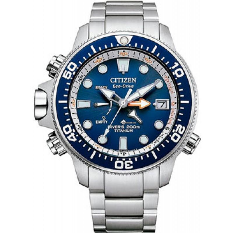 Японские наручные  мужские часы Citizen BN2041-81L. Коллекция Promaster