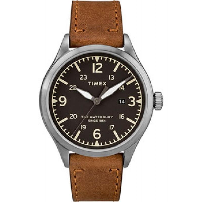 мужские часы Timex TW2R71200VN. Коллекция The Waterbury