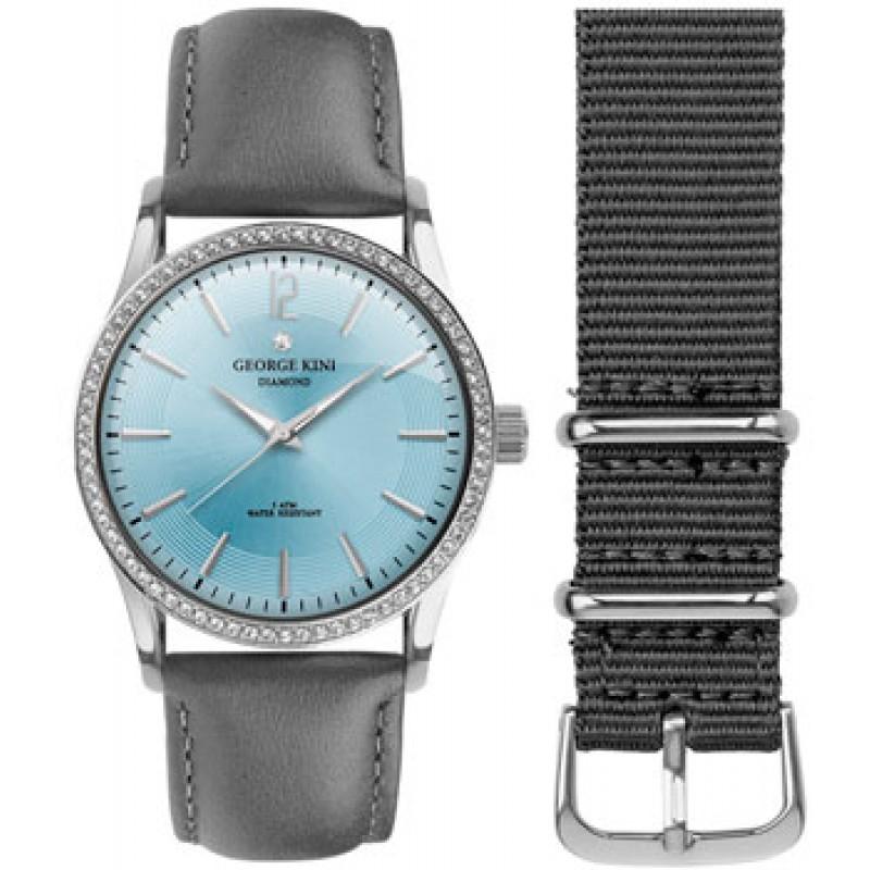 fashion наручные  женские часы George Kini GK.36.5.1S.17S.1.9.1. Коллекция Ladies Collection