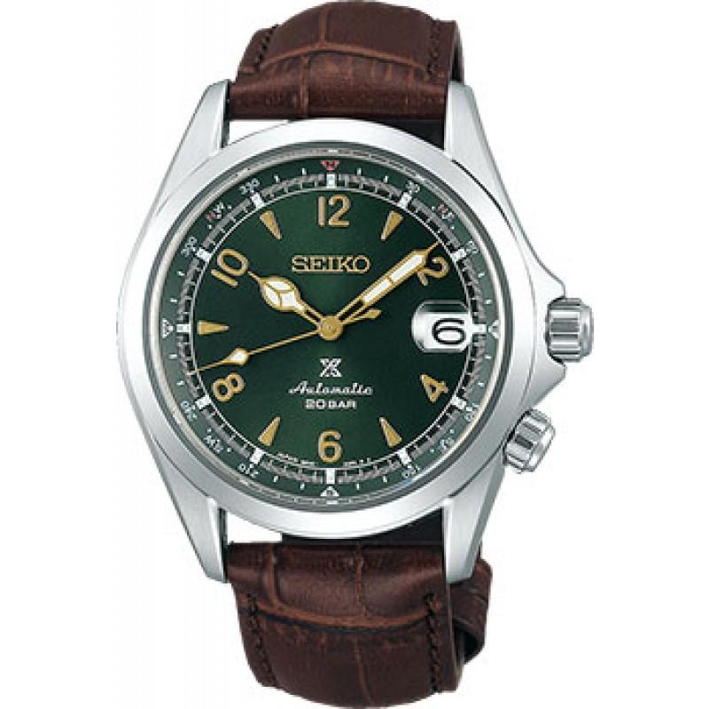 Японские наручные  мужские часы Seiko SPB121J1. Коллекция Prospex