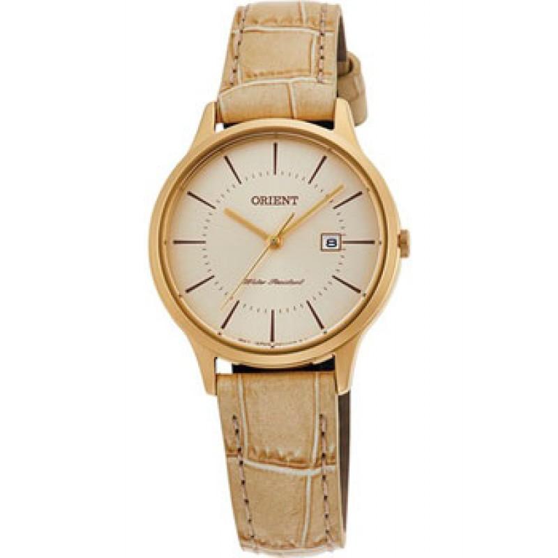Японские наручные  женские часы Orient RF-QA0003G10B. Коллекция Basic Quartz