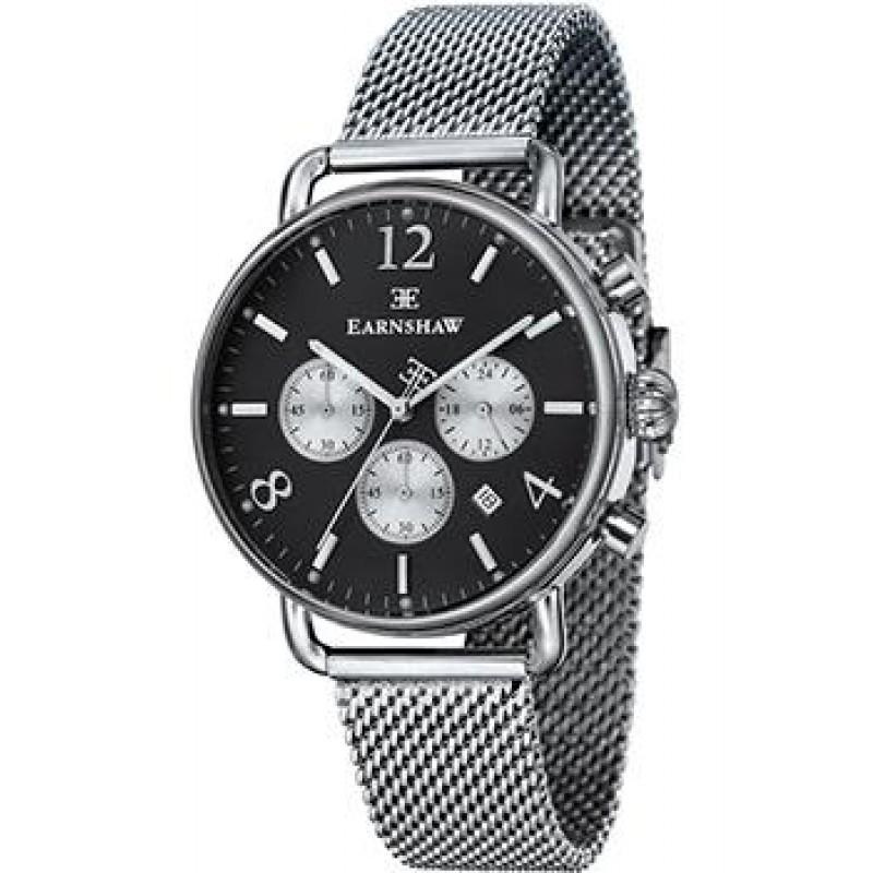 мужские часы Earnshaw ES-8001-44. Коллекция Investigator