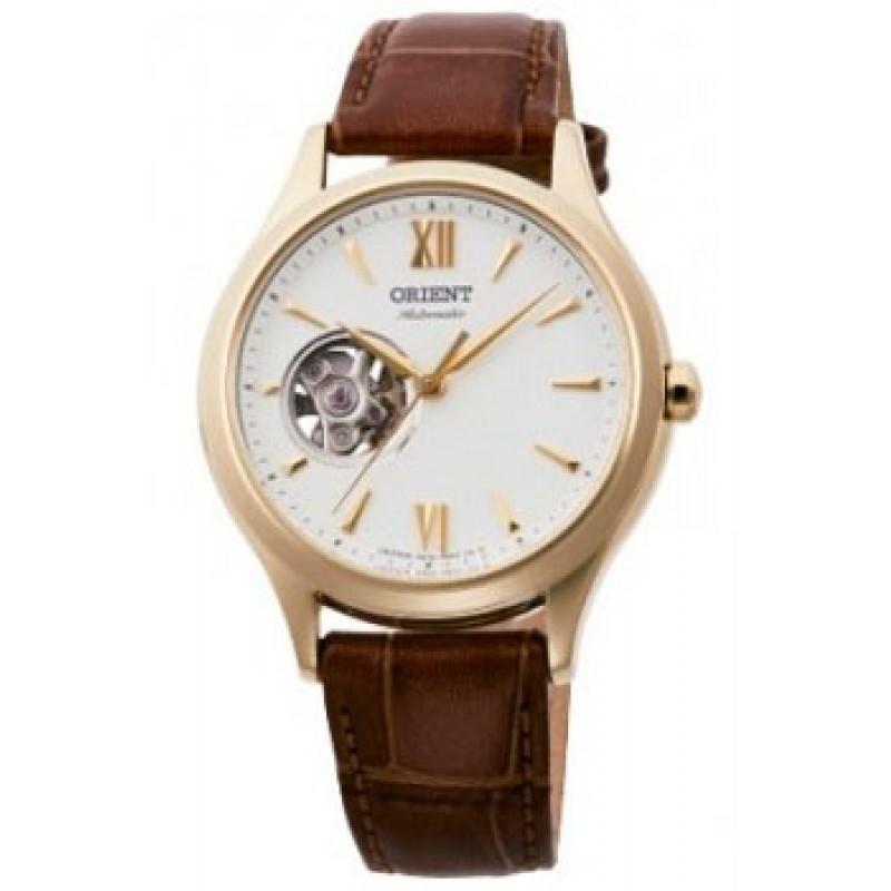Японские наручные  женские часы Orient RA-AG0024S10B. Коллекция AUTOMATIC