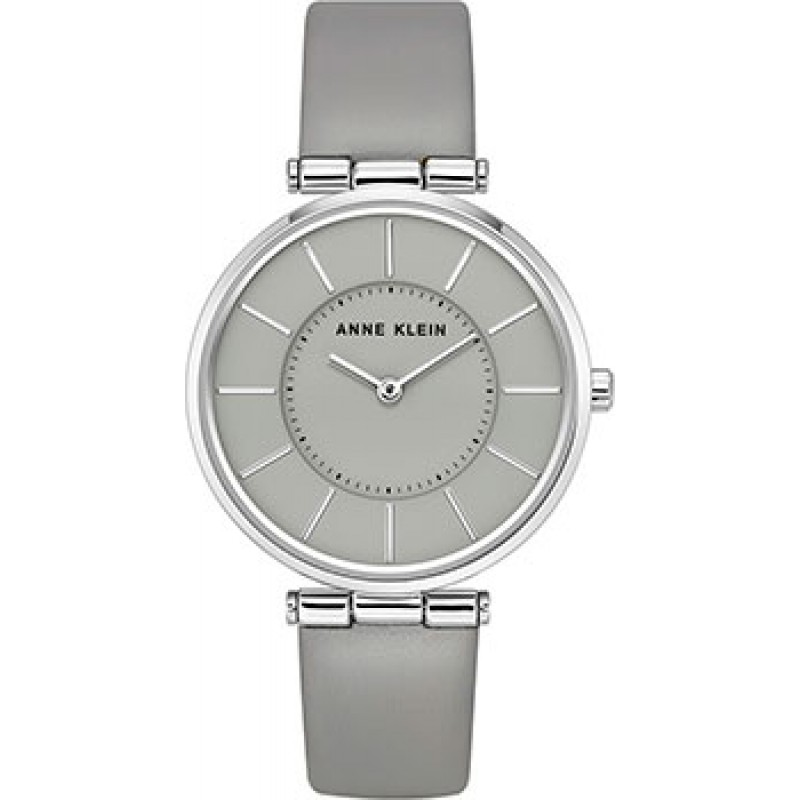 fashion наручные  женские часы Anne Klein 3697GYGY. Коллекция Leather