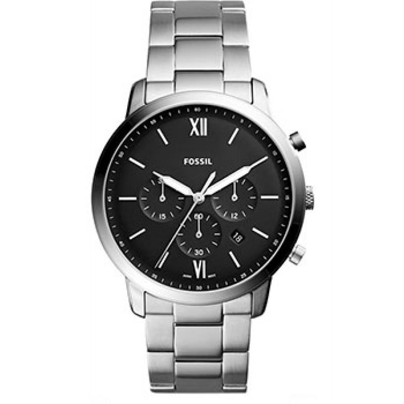fashion наручные  мужские часы Fossil FS5384. Коллекция Neutra