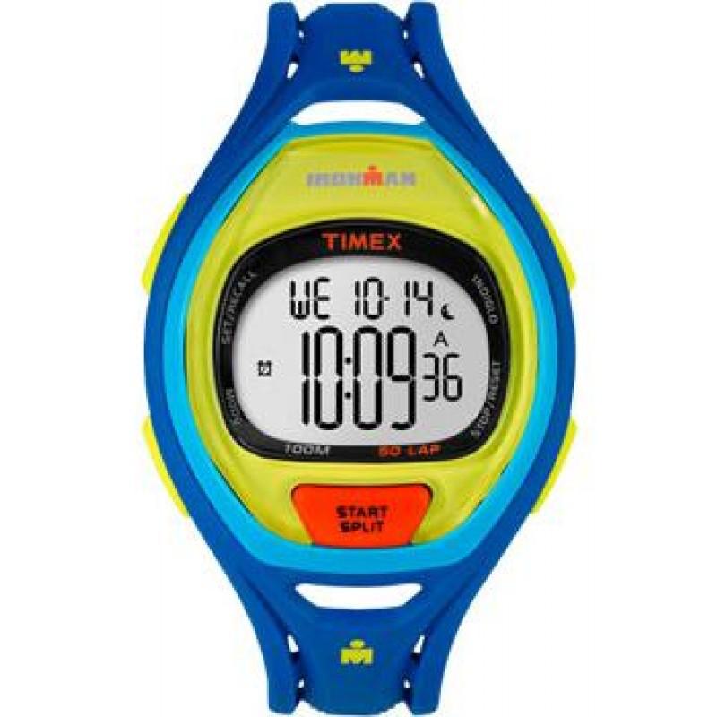 мужские часы Timex TW5M01600. Коллекция Ironman