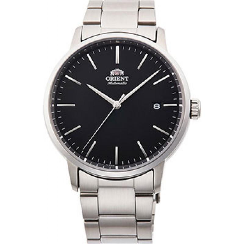 Японские наручные  мужские часы Orient RA-AC0E01B10B. Коллекция Classic Automatic