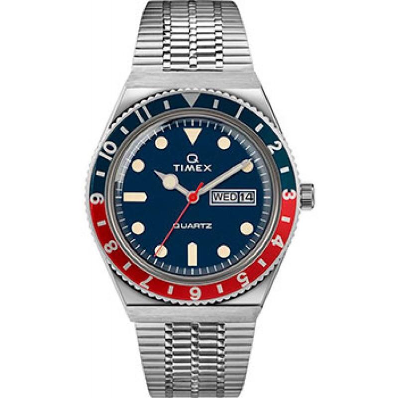 мужские часы Timex TW2T80700IO. Коллекция Q Timex Reissue