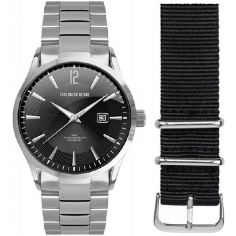 fashion наручные  мужские часы George Kini GK.19.S.2S.5.S.0. Коллекция Gents Collection