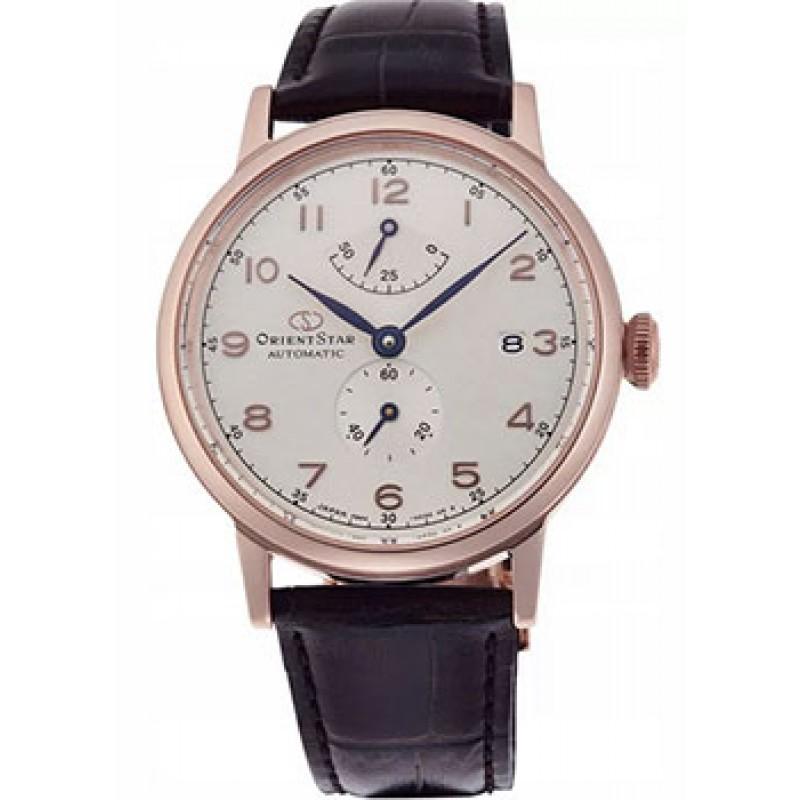Японские наручные  мужские часы Orient RE-AW0003S00B. Коллекция Orient Star