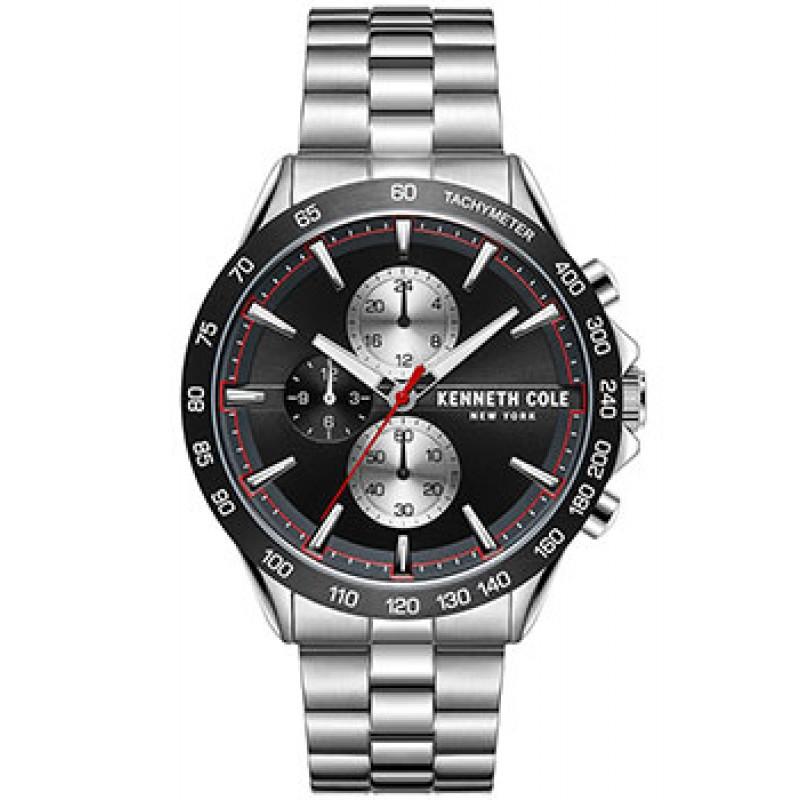 fashion наручные  мужские часы Kenneth Cole KC51119001. Коллекция Dress Sport